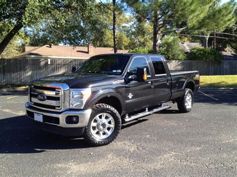 Ford Fit by Will 33 0r 35s Fit A Stock F250 Ford Truck Enthusiasts