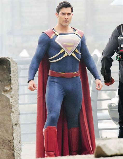 superman bad set the footage from the set of supergirl season two
