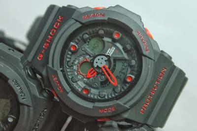 Jam Tangan Pria Casio Gshock Type Ga 100 Ori Bm kadojamtangan kado jam tangan kw original murah eceran