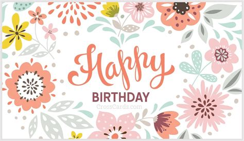Happy Birthday Cards In Free Happy Birthday Ecard Email Free Personalized