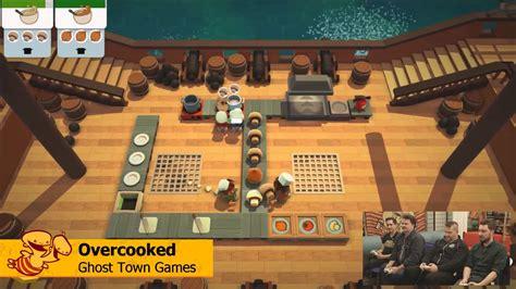 like overcooked overcooked ps4 xone pc gameplay trailer