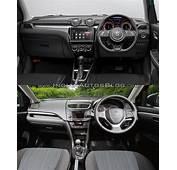 2017 Suzuki Swift Vs 2010  Old New