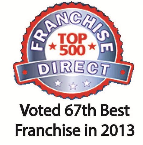 no vello voted 67th best franchise in 2013 no vello uk