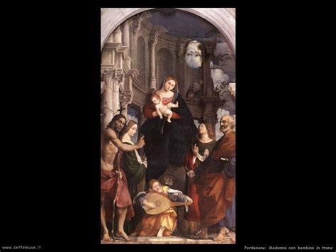 delle pordenone pordenone pittore biografia foto opere settemuse it