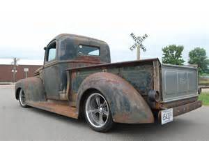 46 Ford Truck 46 Ford S10 Chassis Air Ride 99 Ls1 Ls1tech