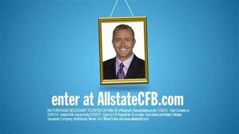 Allstate Mayhem Sweepstakes - allstate tv commercial for 60 seconds of mayhem ispot tv