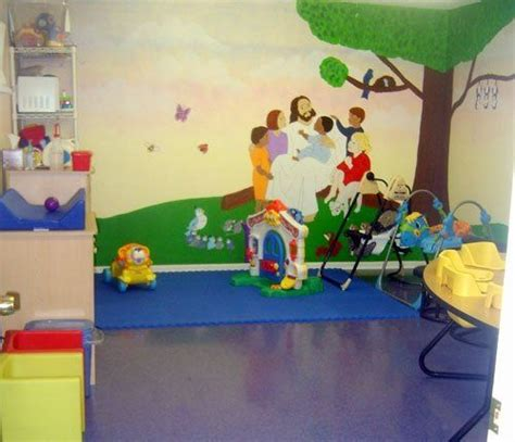 sunday school wall murals sunday school murals for infants and toddlers sunday school craft ideas
