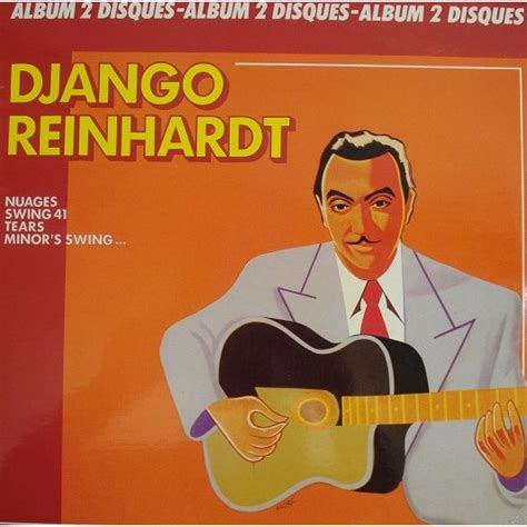 minor swing cover django reinhardt nuages