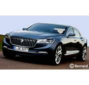 BERNARD CAR DESIGN Borgward B7