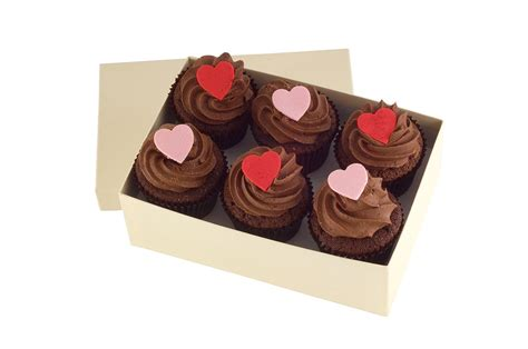 Valentine's Cupcakes Delivered   Valentine's Gift Cupcakes