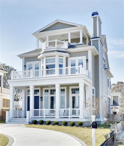 coastal house silver lake photo gallery of custom delaware new homes