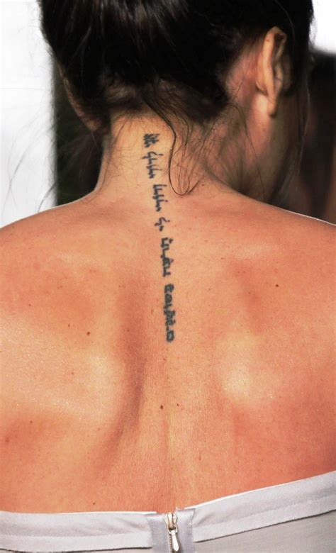 how small can tattoo writing be cool 10 small writing tattoos for ideas flawssy
