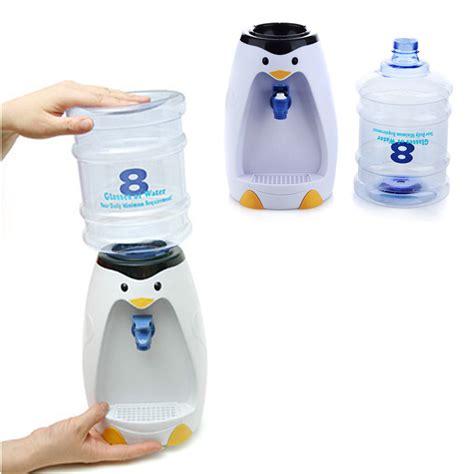 mini water for desk aliexpress com buy penguin mini water dispenser