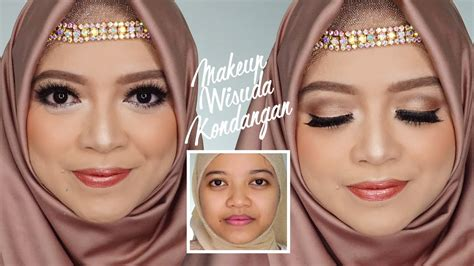 tutorial makeup natural dan soft tutorial makeup wedding muslim tanpa softlens soft glam