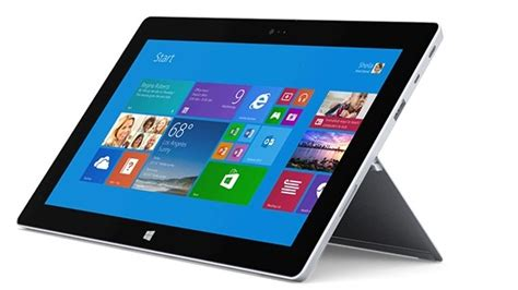 Tablet Microsoft Surface 2 microsoft unveils surface 2 windows rt tablet ign