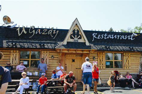 Our Lunch Menu - U Gazdy Polish Restaurant in Wood Dale U Gazdy Menu