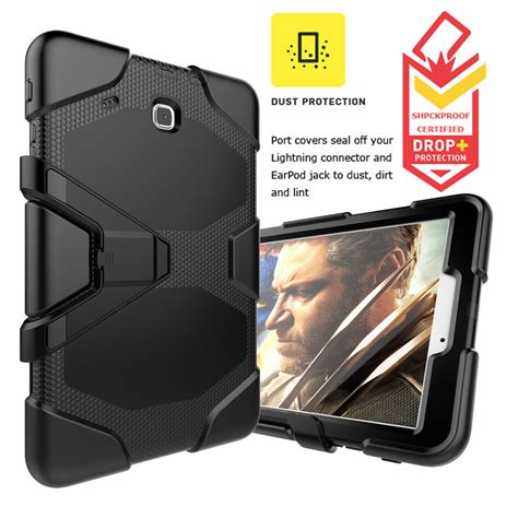 Ruged Armor Bumper Kick Stand Hardcase For Samsung Galaxy J5 J5 2015 hybrid armor rugged cover kickstand for samsung galaxy tab a e 3 4 s2 6 58 picclick