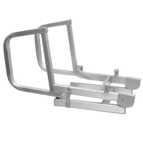 boat swim ladder strap tracker boat 3 step folding ladder 20 x 50 inch aluminum