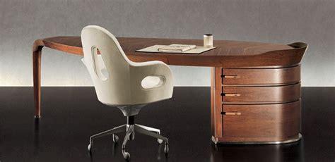 italian desk erasmo by giorgetti designer massimo scolari