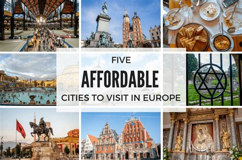 top 10 most affordable cities in the usa 2014 youtube five cheap places to visit in europe now travel addicts