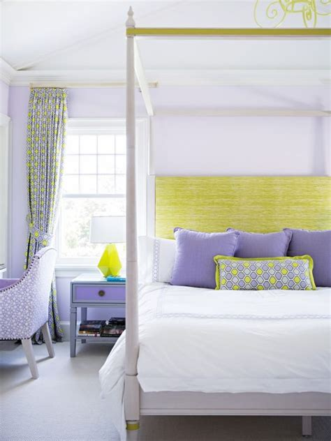purple and green bedroom 10 calming bedrooms with analogous color schemes