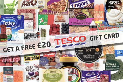 Free Tesco Gift Card - bargain get a 163 20 tesco gift card for 163 9 99 when you sign up to 3 months with sun