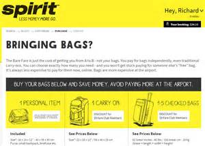 Spirit Baggage Fees by Real Cost Of Dfw Bos 34 Spirit Ticket Compared To