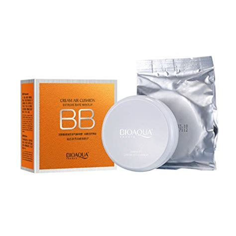 Bioaqua V7 Toning Light Air Cushion Bb Sunscreen Concealer 23 most wanted moisturizing foundations