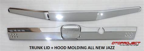 Trunklid Honda Freed jual harga trunk lid honda jazz chrome 2008 2013 wearetheparsons