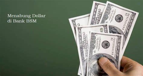 membuka rekening di mandiri syariah cara menabung dollar di bank syariah mandiri