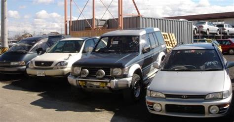 salvage cars from japan