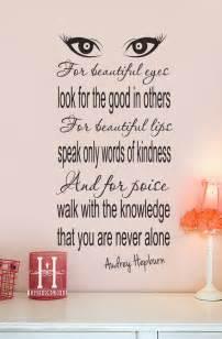 quotes audrey hepburn for beautiful eyes quotesgram