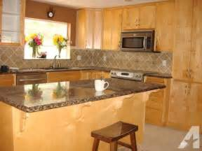 maple wood kitchen cabinets for sale in damascus oregon all solid wood kitchen cabinets cherryville 10x10 rta