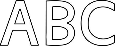 coloring pages big letters big abc coloring page numbers coloring pages free
