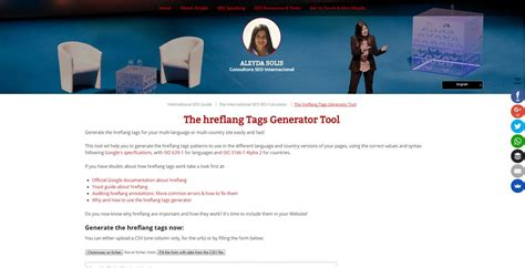 microsite templates free hreflang tags generator
