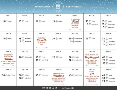 meditation challenges the 28 day run meditation challenge a month