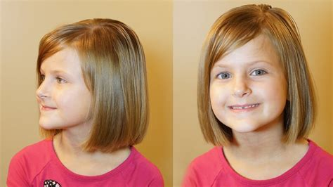 cute bobs for seven year olds delightfully winning ideas on cute haircuts for 10 year