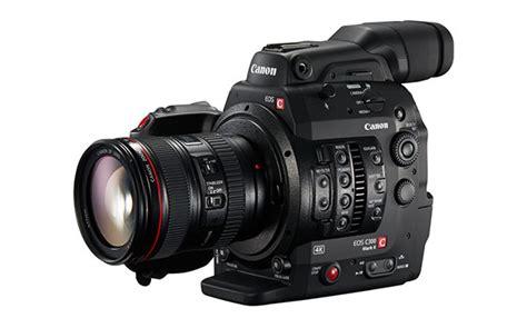 camaras video canon eos c300 mark ii c 225 mara de v 237 deo profesional con 4k