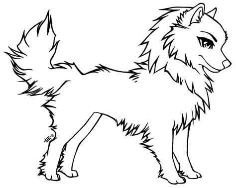 chibi dog coloring page best photos of dog outline coloring page black and white