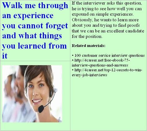 16 best call center interview questions images on