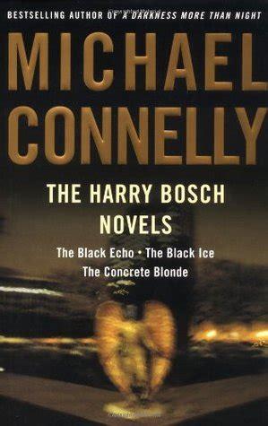 The Black Harry Bosch the harry bosch novels volume 1 the black echo the