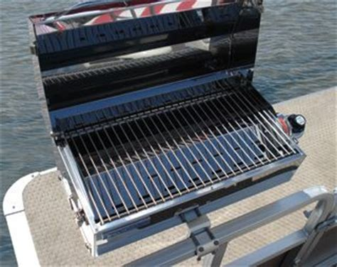 ski boat grill pontoon boats boats and we on pinterest