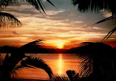 Heritage Coconut Island dunk island sunset a photo from queensland east trekearth