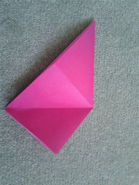 How To Make A Shaped Box Origami - origami shaped box comot