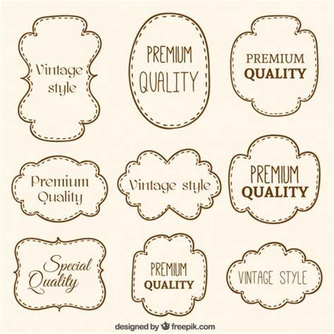 imagenes vintage sellos sellos vintage de calidad descargar vectores gratis