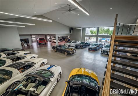 amazing car showroom design with living room luxury car lovers remodel garage into luxury showroom design