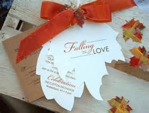 falling in cut autumn leaf wedding by envymarketing
