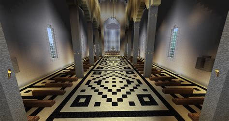 minecraft interior design minecraft florence cathedral interior by