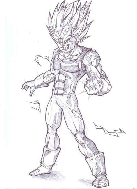 vegeta coloring pages goku vs vegeta coloring pages kids