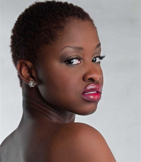 big beautiful women hairstyles big chop black women natural hairstyles nappturally
